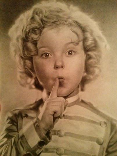 Shirley Temple by Denniz83